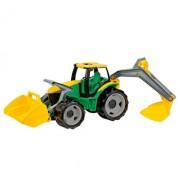 Tractor cu excavator si cupa Gigant Lena, 102cm, sustine 100 kg