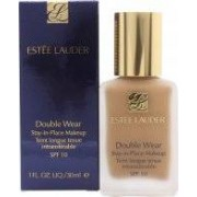 Estee Lauder Double Wear Maquillaje Duradero 30ml - Shell Beige