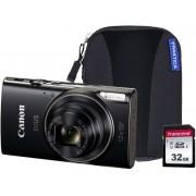 Canon Digital Camera IXUS 285 HS 22.2 Megapixel Black