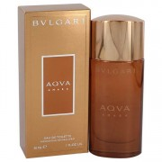 Bvlgari Aqua Amara Eau De Toilette Spray 1 oz / 29.57 mL Men's Fragrances 542127