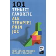 101 tehnici favorite ale terapiei prin joc