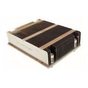 Cooler, Supermicro SNK-P0047P, 1U Passive Heatsink, Square ILM