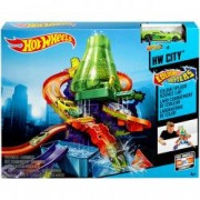 Pista masinute schimbare culori Hot Wheels Colour Splash
