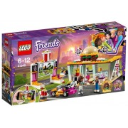 Go-kart diner Lego