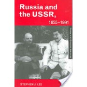 Russia and the USSR, 1855-1991 - Autocracy and Dictatorship (Lee Stephen J.)(Paperback) (9780415335775)