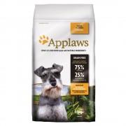 7,5kg Applaws cães Seniores Frango ração