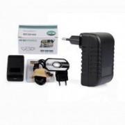 Camera video spy ascunsa in incarcator rezolutie 1080p wi-fi ip cu nightvision senzor de miscare lentila incorporated 32 gb