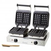 Bartscher Waffle maker double, Brussels