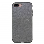 ER Flash Anti-Fall Teléfono Tipo De Polvo En La Tapa De La Caja Protectora Para IPhone 7 Plus -Silver