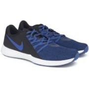 Nike NIKE VARSITY COMPETE TRAINER Training & Gym Shoes For Men(Black, Blue)