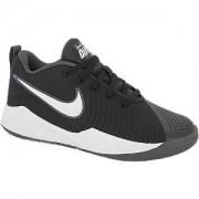 Nike Zwarte Team Hustle Quick