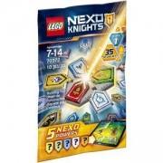 Конструктор Лего Нексо Рицари - Комбо Нексо сили първа вълна - LEGO Nexo Knights, 70372