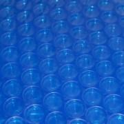 Szögletes medencéhez szolártakaró fólia 6 x 12 m SZT 447
