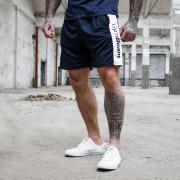 GymBeam Kratke hlače Vertical Navy S