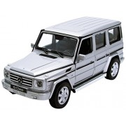 Welly 1:24 G Class Mercedes Benz, Multi Color