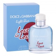 Dolce&Gabbana Light Blue Love Is Love eau de toilette 125 ml Uomo