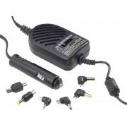 Adaptor alimentare auto Volcraft SMP-20A pentru dispozitive mici, 1,5 - 12 V / 1,5 A / 18 W