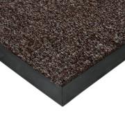 Hnědá textilní zátěžová čistící rohož Catrine - 300 x 400 x 1,35 cm (77222133) FLOMAT