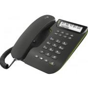 Doro Comfort 3000 - Telefoon met snoer met nummerherkenning - zwart
