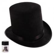 Tradico® Halloween Top Hat Black + Dice Bomb Explosion Magic Trick Joke Novelty Gift