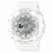 reloj adulto casio baby-g BA-110GA-7A1 - blanco