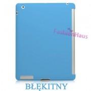 APPLE COVER do iPad 2- błękitny