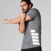 Myprotein Bold Tech Logo T-Shirt - S - Charcoal