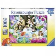 Детски пъзел - Феи - 100 елемента, Ravensburger, 7010942
