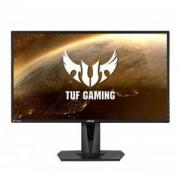 Монитор ASUS TUF Gaming VG27AQ, HDR, 27 инча WQHD (2560x1440) IPS, 165Hz, 1ms Adaptive-Sync(FreeSync), ASUS-MON-TUF-VG27AQ