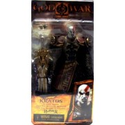 God Of War 2 Video Game Action Figures Series 1 Kratos With Ares Armor [Version 2]