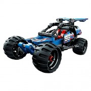 (Angel Impex) King Stierers Stupendous Off-Roader Racer Sports Car To Make-Over With (160 Pcs) For Your Kids