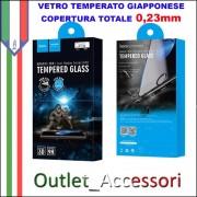 Pellicola Vetro Temperato HOCO Apple Iphone 8 PET 0,23mm 3D 9H Anti-Blue Ray BIANCO