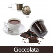 Caffè Kickkick 10 Cioccolata Compatibili Nespresso