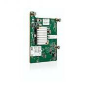 631884-B21 2 Ports, Mezzanine, PCIe v2.0 x8, 10GbE, 900MB, Broadcom BCM 57810S, 12W Max