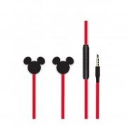 Casti Jack 3.5mm Disney Mickey Matt Head 3D Black