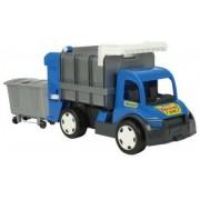 WADER Gigant Śmieciarka Blue 67016