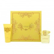 Versace yellow diamond confezione regalo 30 ml edt + 50 ml lozione corpo