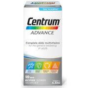 Centrum Advance Multivitamin Tablets – (100 tabletter)