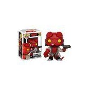 POP! Funko Comics: Hellboy s/ Chifres # 01
