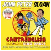 John Peter Sloan Cantaenglish vol. 8 - dino dance ISBN:9788896345313