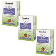 Himalaya Refreshing Baby Soap (125gm) (Pack Of 3)