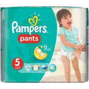 Scutece Pampers Active Baby Pants 5 Carry Pack 12-18Kg (22)