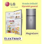 LG GTF916PZPZD felülfagyasztós hűtőszekrény , A++ energiaosztály, NoFrost