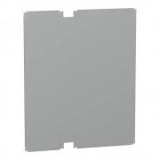 Schneider Electric NSYPMM1512 fém szerelőlap 1500x1250mm (magxszél) Thalassa PLA szekrényekhez, szerelőlap mérete 1390x1125mm