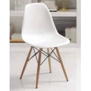 items-france CHICAGO - Lot de 4 chaises design 54x47x81/45cm