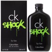 CK One Shock de Calvin Klein EDT 200ml para hombre