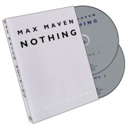 Nothing by Max Maven (2 DVD Set) - DVD
