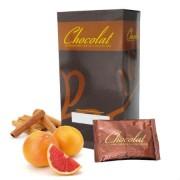 Ciocolata calda cu portocale si scortisoara Chocolat