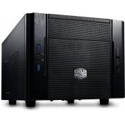 Cooler Master Elite 130 kubus Zwart computerbehuizing
