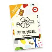 Asmodee Parent Epuise : kit de survie Voyage